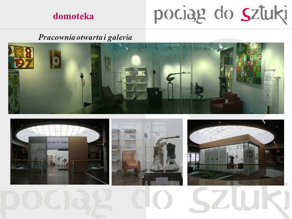domoteka Pracownia otwarta i galeria