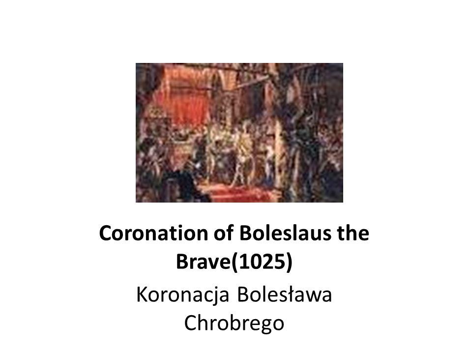 Knight Benda – friend Boleslaus the Brave Rycerz Benda – przyjaciel Bolesława Chrobrego