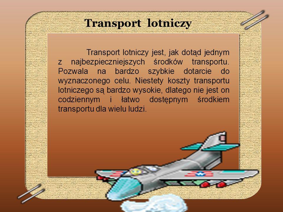 Transport lotniczy OdrzutowiecAwionetka Helikopter Pasażerski