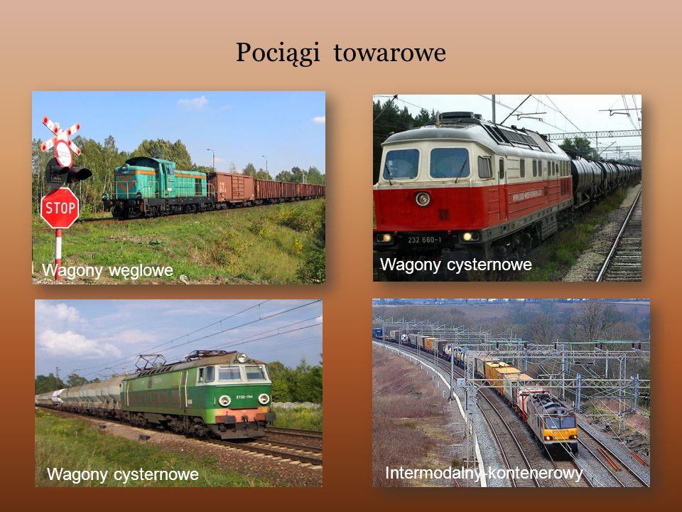Transport samochodowy Jest drugim, obok kolei środkiem komunikacji.