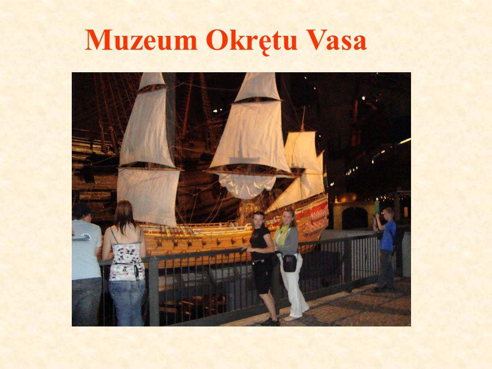 Muzeum Okrętu Vasa