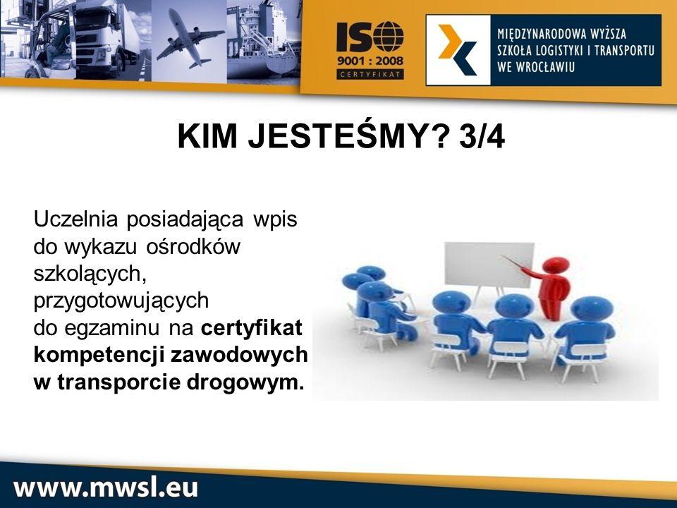 MAGISTER TYLKO W MWSLiT jedyna niepubliczna uczelnia w Polsce posiadająca uprawnienia do prowadzenia studiów magisterskich na kierunku logistyka, absolwenci uzyskują prestiżowy certyfikat CILT.