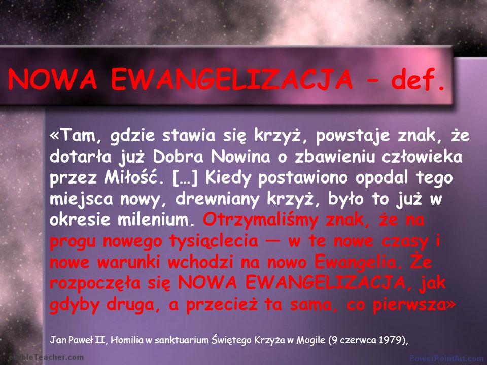 PARAFIA JAKO PODMIOT PRZEKAZU WIARY I.L.p.