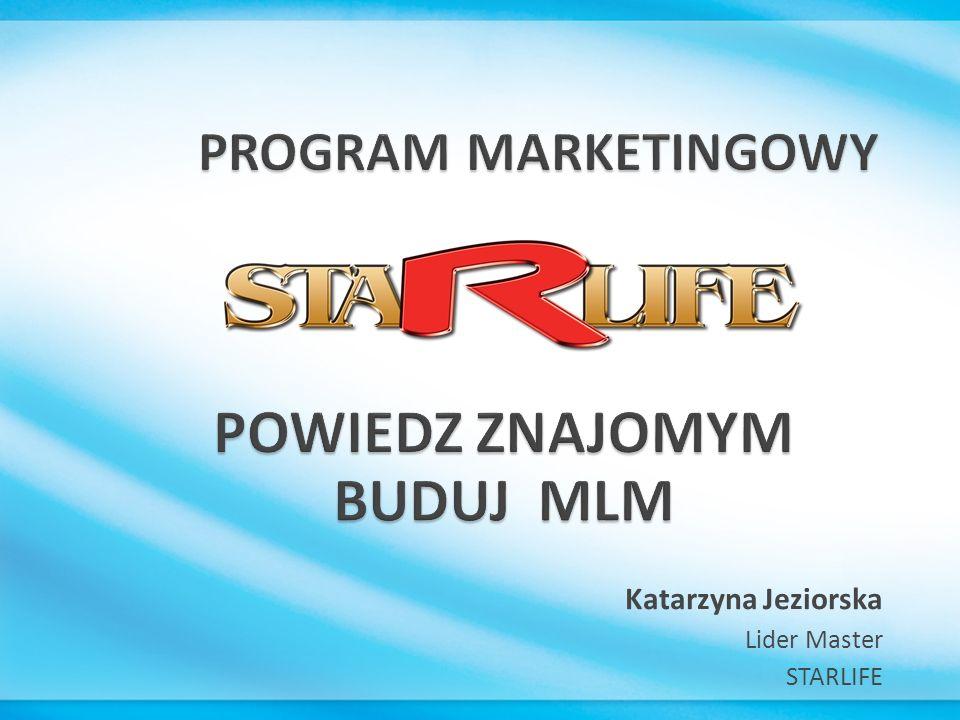 Katarzyna Jeziorska Lider Master STARLIFE