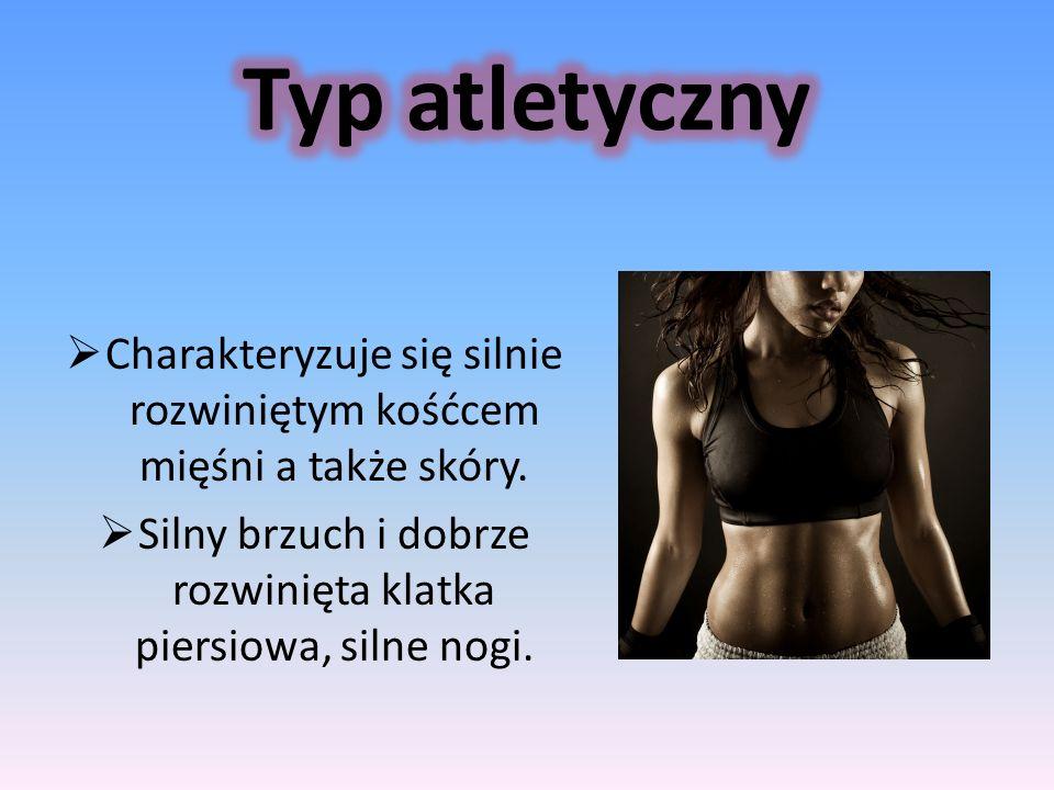 Charakteryzuje się silnie rozwiniętym kośćcem mięśni a także skóry. Silny brzuch i dobrze rozwinięta klatka piersiowa, silne nogi.