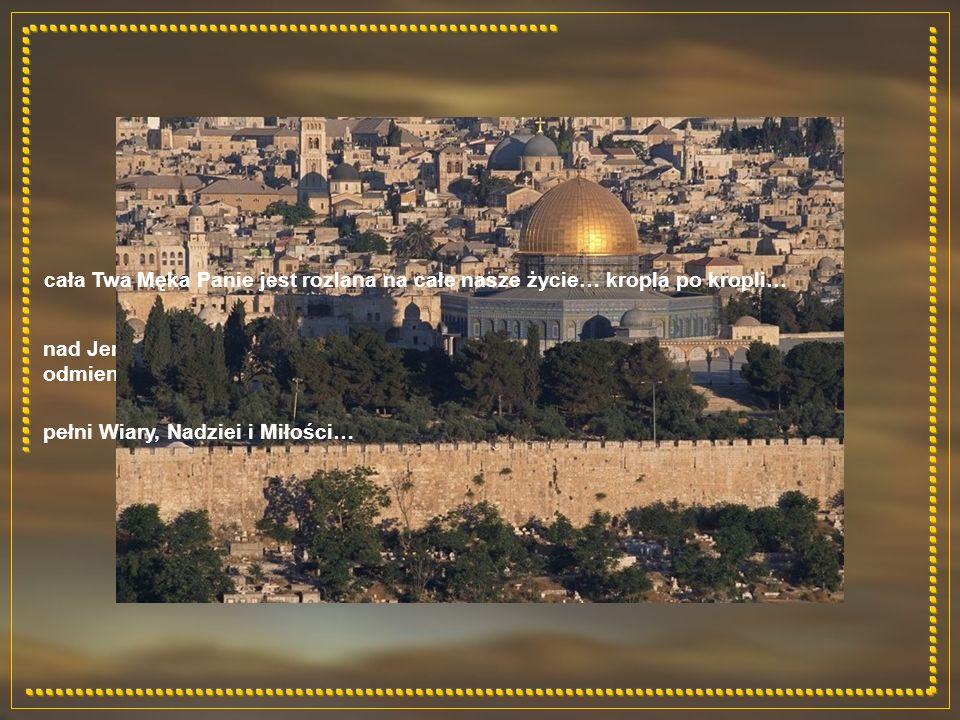 nad Jerusalem wstaje niedzielny poranek… nowy… poranek, który na zawsze odmieni cały świat… czy potrafimy się w nim odnaleźć?...