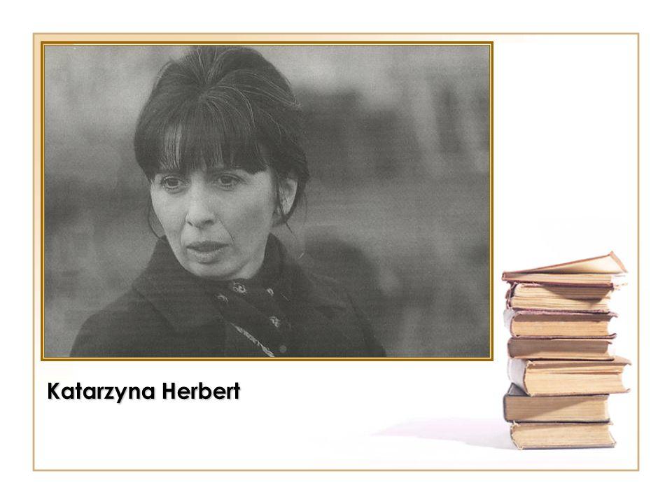 Katarzyna Herbert