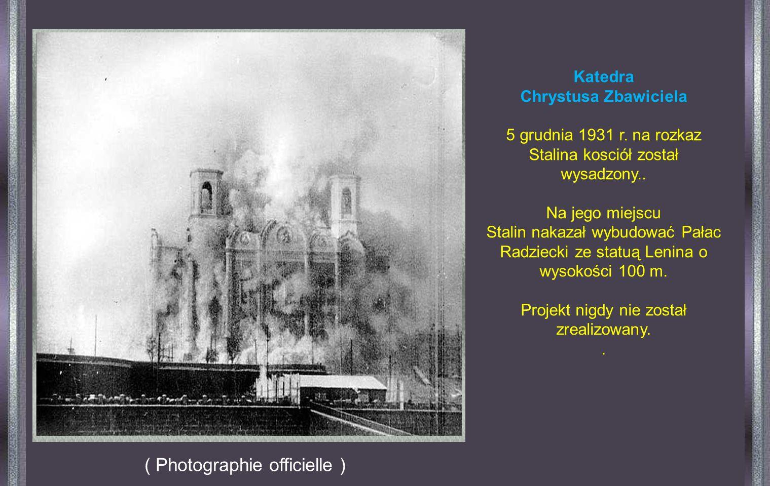 Rekonstrukcja trwała 44 lata. 20 maja 1883r.,w dniu koronacji Aleksandra III została otwarta dla wiernych.