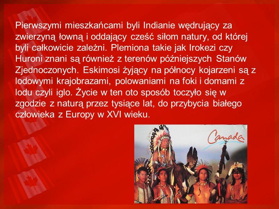 Pierwszymi mieszkańcami byli Indianie wędrujący za zwierzyną łowną i oddający cześć siłom natury, od której byli całkowicie zależni. Plemiona takie ja