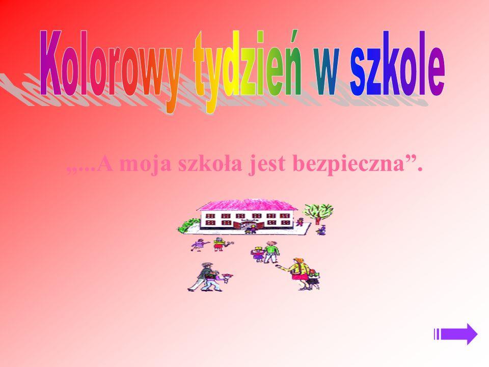 Piątek KOLOR: CZERWONY