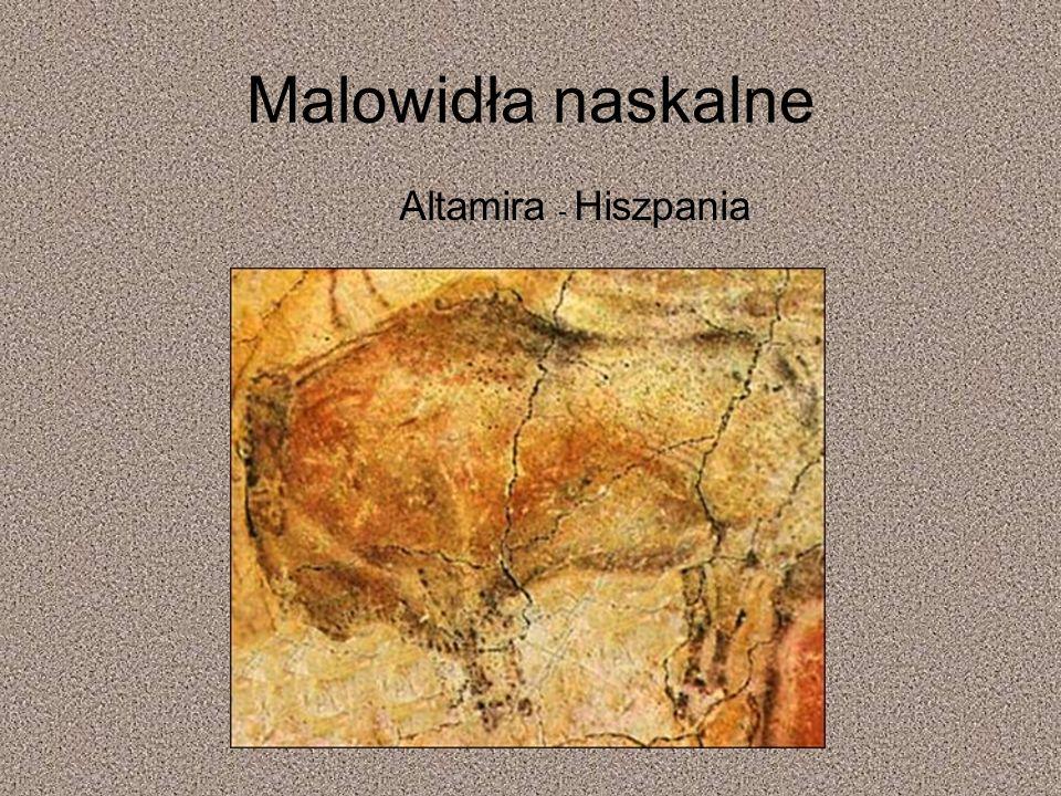 Paleolit Epoka kamienia łupanego. Umiejętność wytwarzania prymitywnych narzędzi z kamienia i kości, a także drewna -p-pięściaki -g-groty strzał -m-mac
