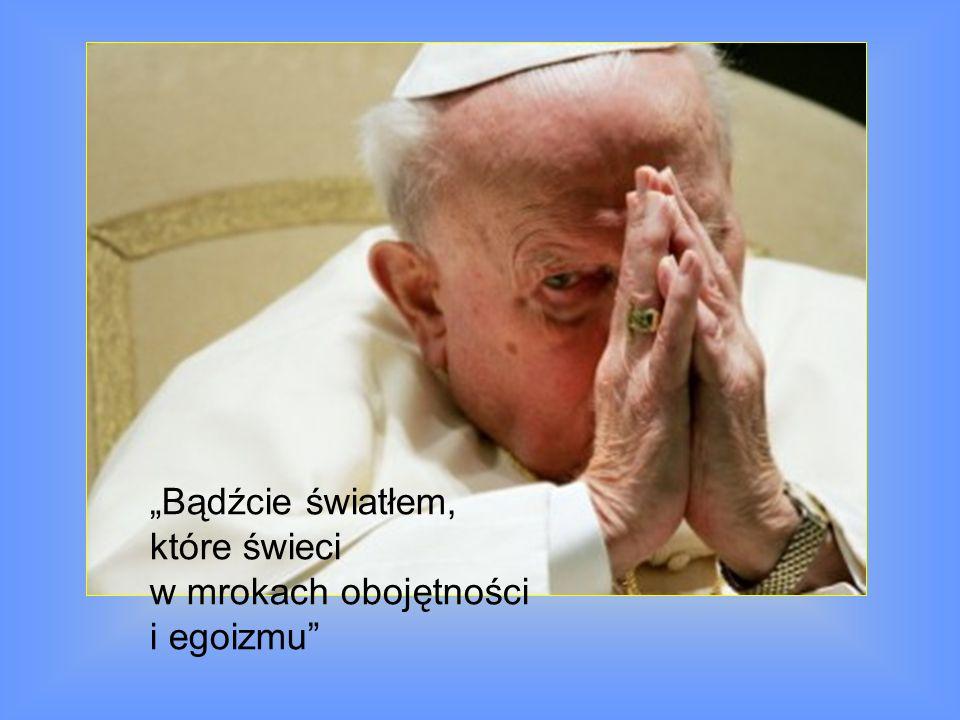 Niech Duch Święty odnowi oblicze ziemi, tej ziemi - mówił Jan Paweł II