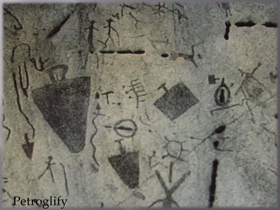 Petroglify