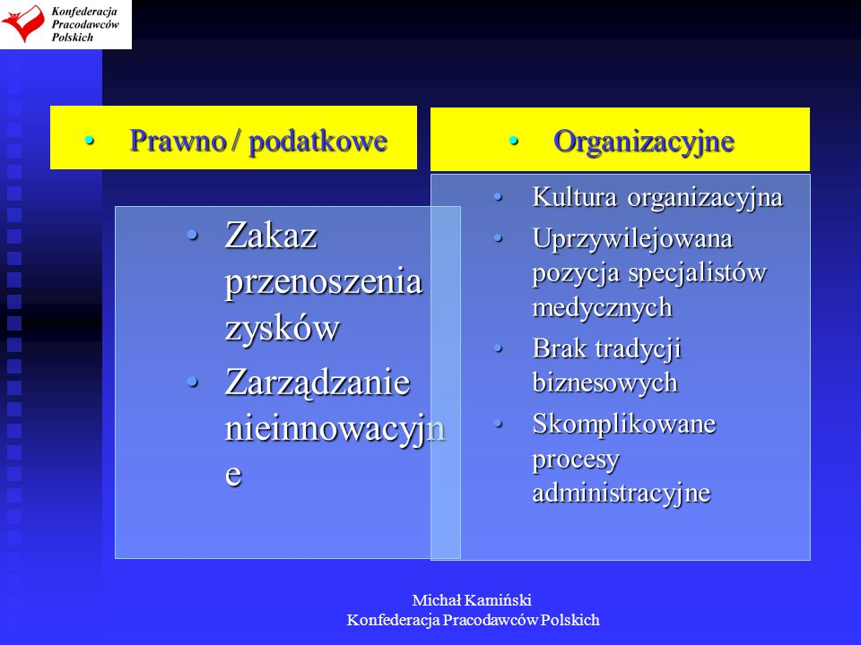Dziękuję za uwagę Michał Kamiński Częstochowa marzec 2007 r. Częstochowa marzec 2007 r.