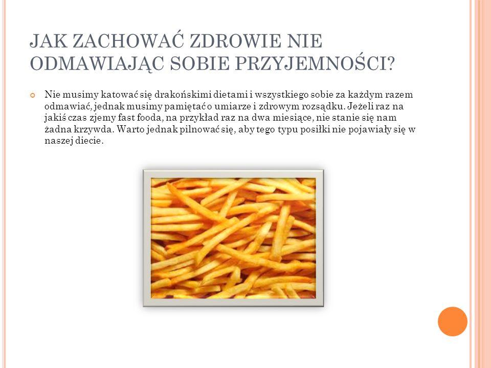 POCZĄTKI FAST FOOD Wydawać by się mogło, że żywność typu fast-food to wynalazek XX wieku – nic bardziej mylnego.