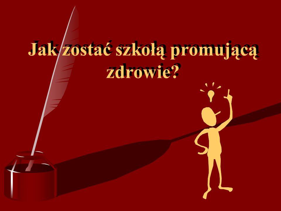 II Forum Nauczycieli, Piła 2004 r. Należymy do: Wielkopolskiej Sieci Szkół Promujących Zdrowie