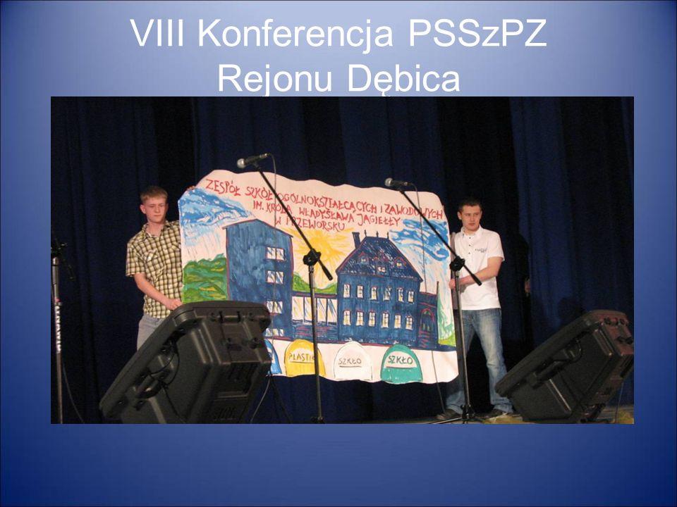 VIII Konferencja PSSzPZ Rejonu Dębica