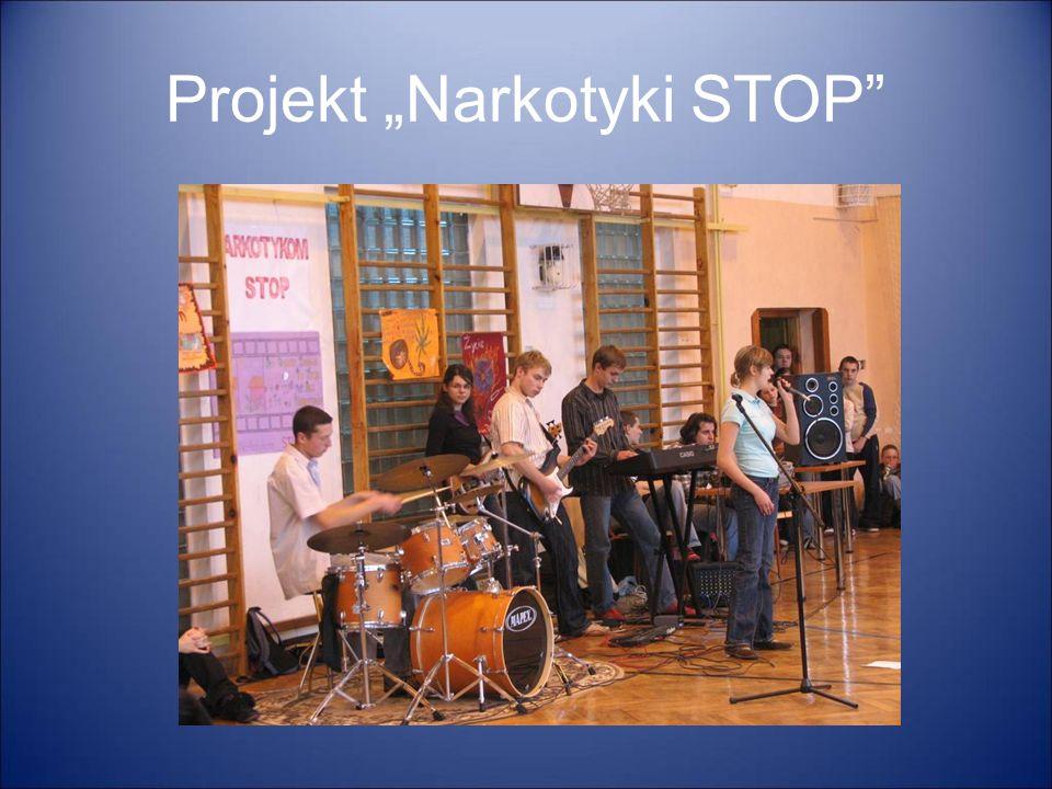 Projekt Narkotyki STOP