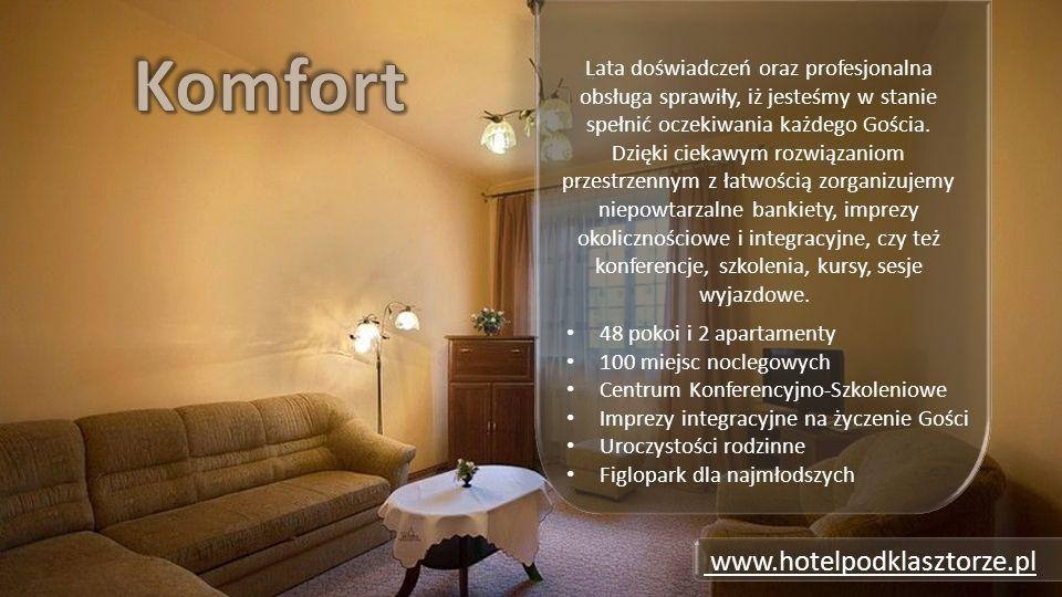 Hotel Podklasztorze ul.