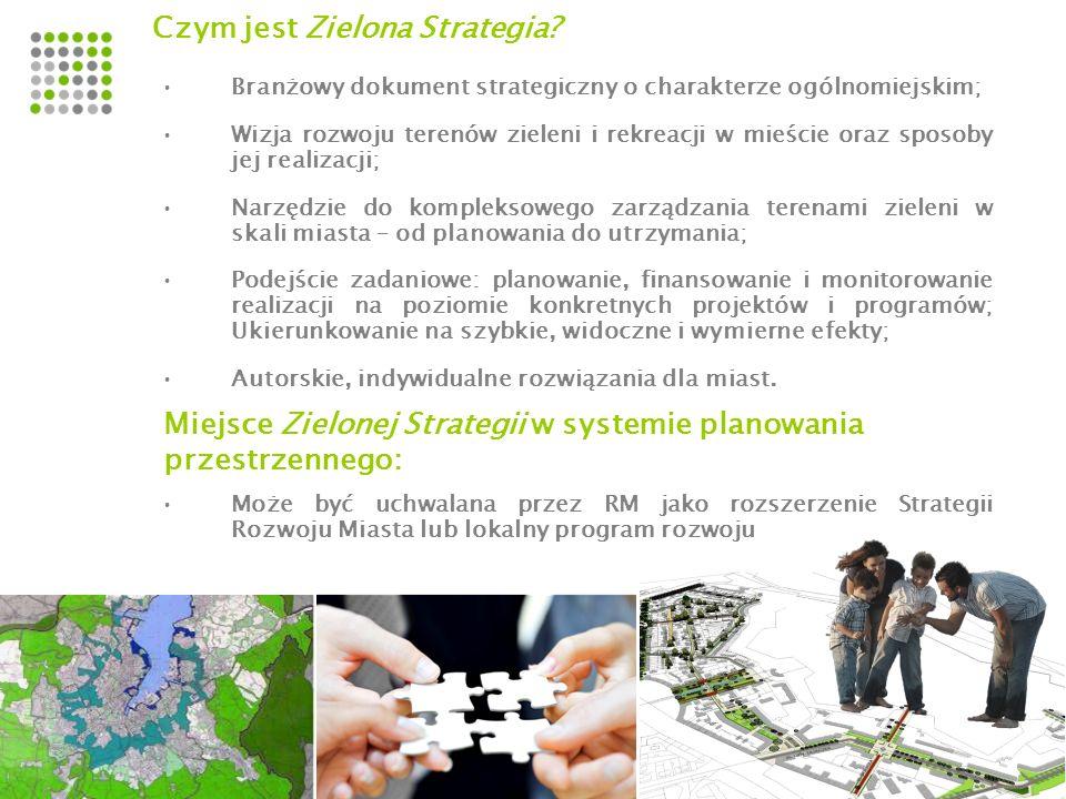 Co obejmuje Zielona Strategia.