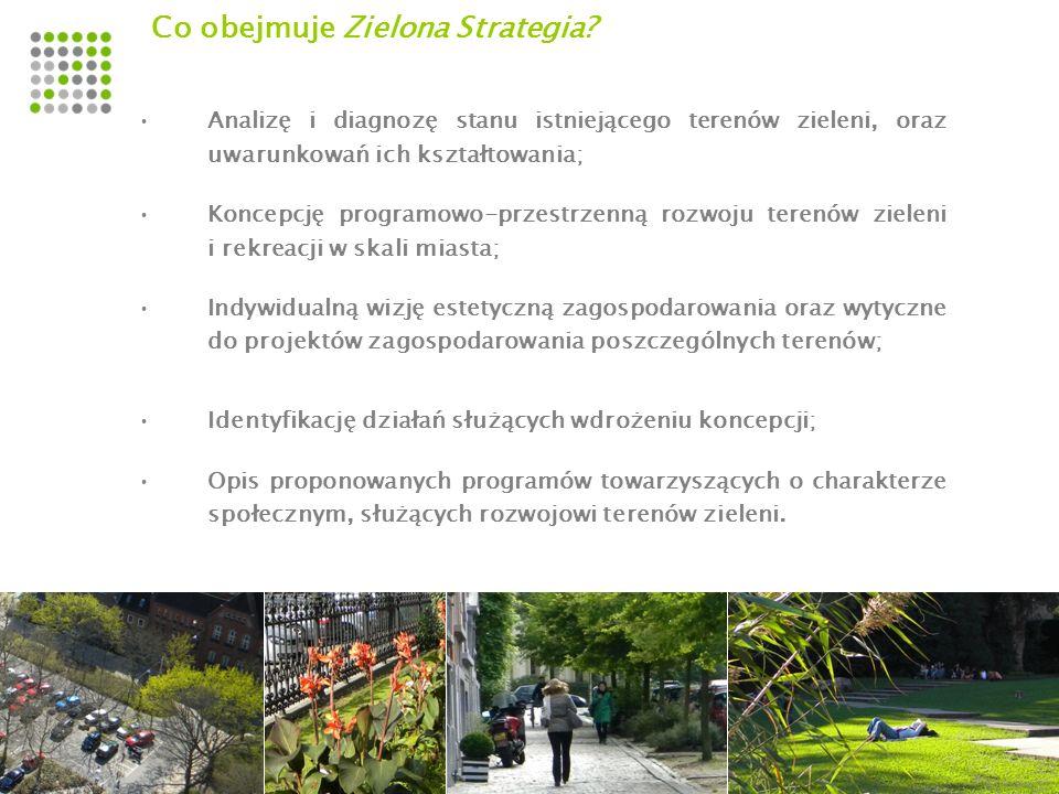 Jakie są korzyści z wdrożenia Zielonej Strategii.