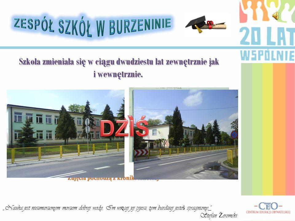 W 2001 roku szkole nadano imię ks.Kan. Baltazara Pstrokońskiego.
