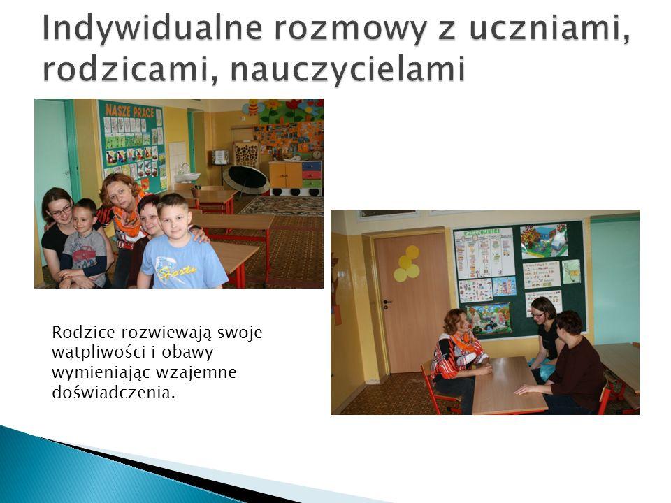 Klasy drugie – w tej grupie dzieci znajduje się pięcioro uczniów, którzy rozpoczęli naukę mając 6 lat.
