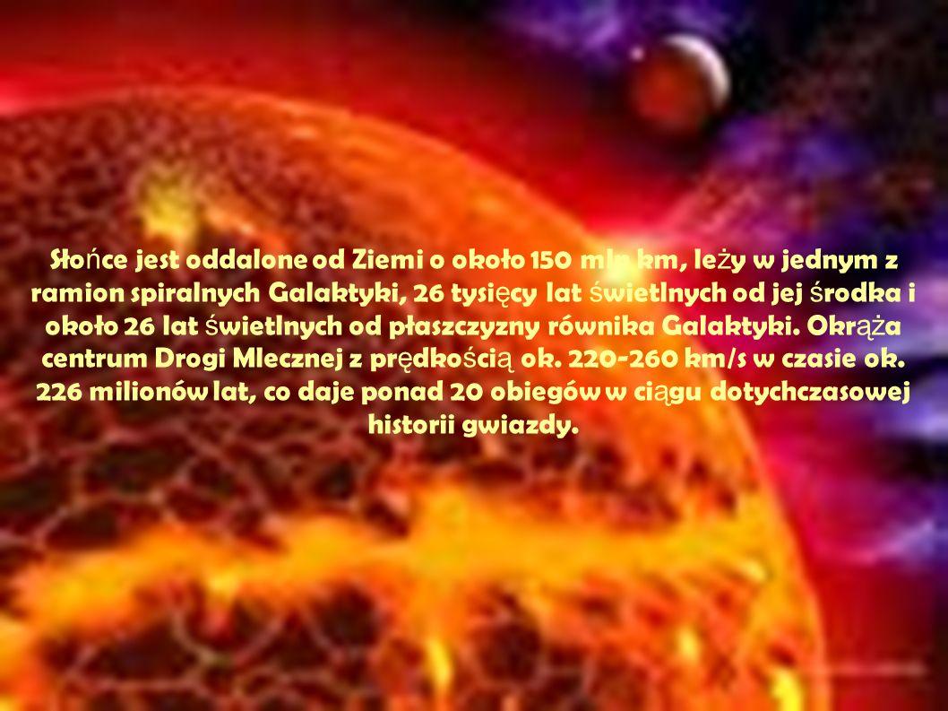 Do Ziemi dociera promieniowanie słoneczne zbli ż one widmowo do promieniowania ciała doskonale czarnego o temperaturze ok.