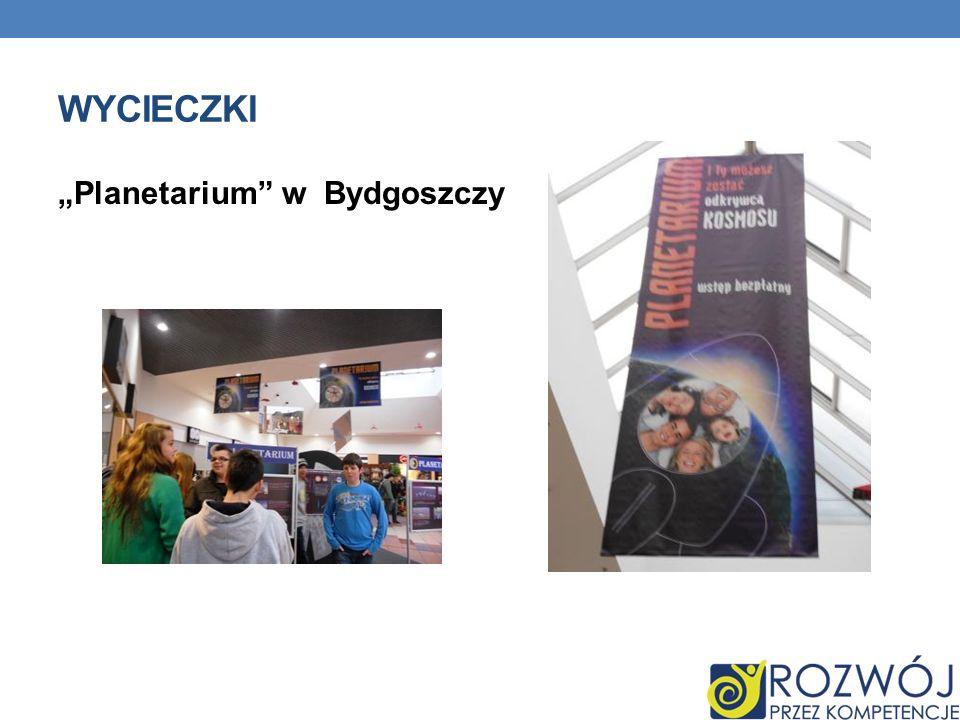 WYCIECZKI Planetarium w Bydgoszczy
