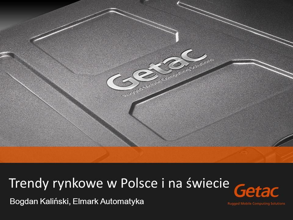 Trendy rynkowe w Polsce i na świecie Bogdan Kaliński, Elmark Automatyka