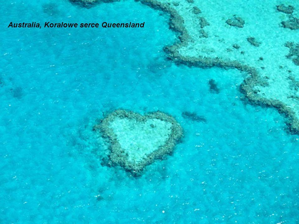 Australia, Koralowe serce Queensland