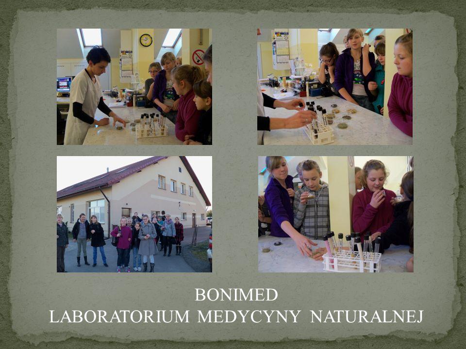 BONIMED LABORATORIUM MEDYCYNY NATURALNEJ