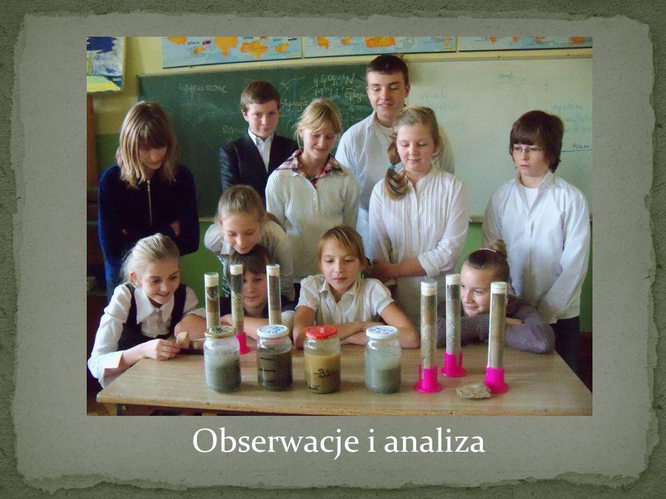 Obserwacje i analiza