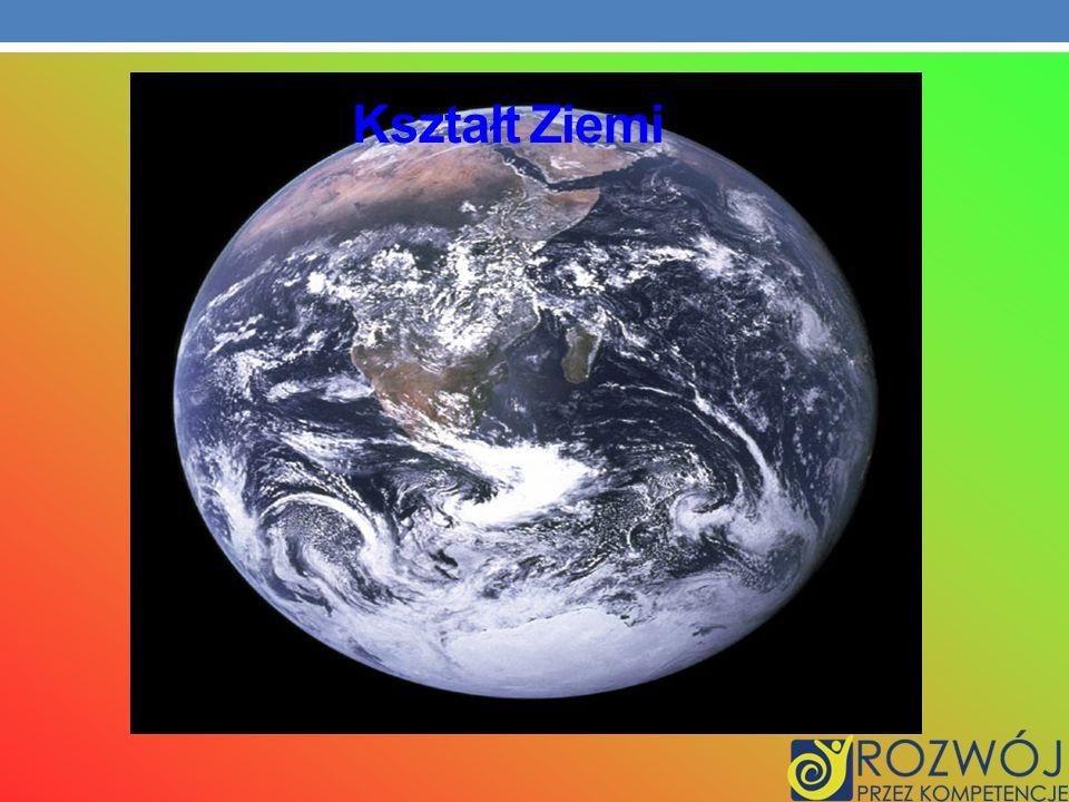 Kształt Ziemi