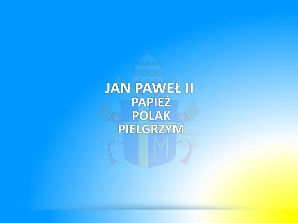 Łączna długość pielgrzymkowych dróg Jana Pawła II wynosi ok.