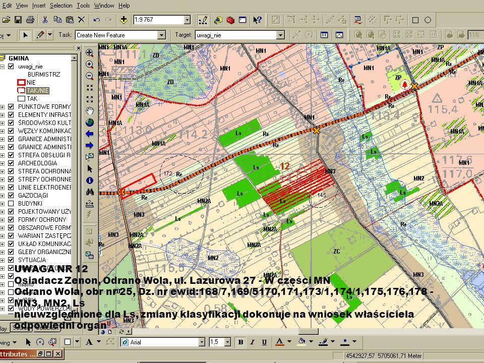 UWAGA NR 15 Piotr Szymański, Adamowizna 131 05-825 Grodzisk M.