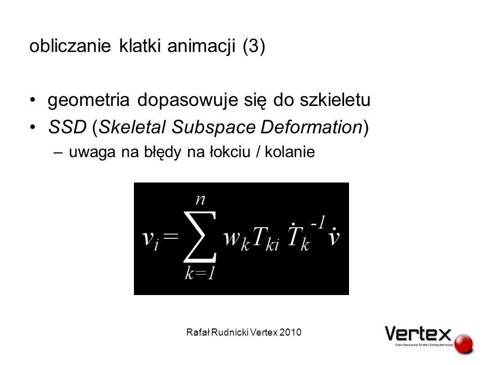 przejścia (7) Rafał Rudnicki Vertex 2010