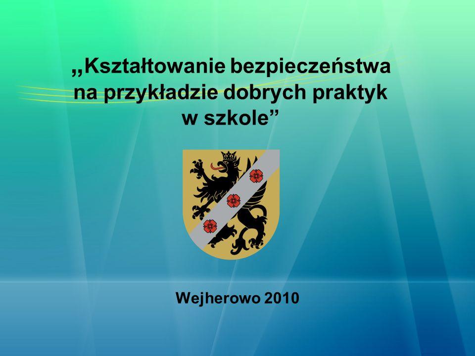 Próba badawcza /liceum/ Badania przeprowadzono na losowo wybranej grupie uczniów dwóch szkół ponadgimnazjalnych w powiecie wejherowskim.