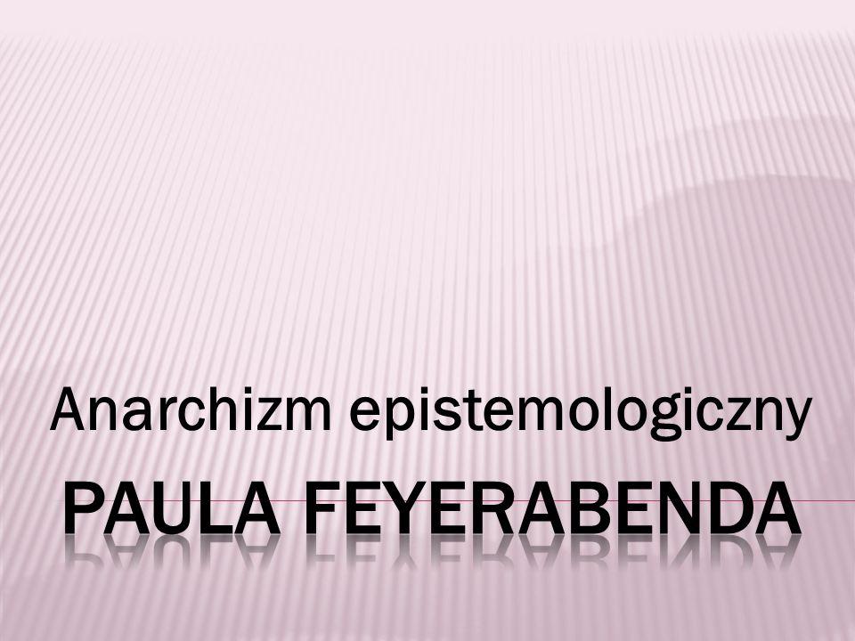 Anarchizm epistemologiczny