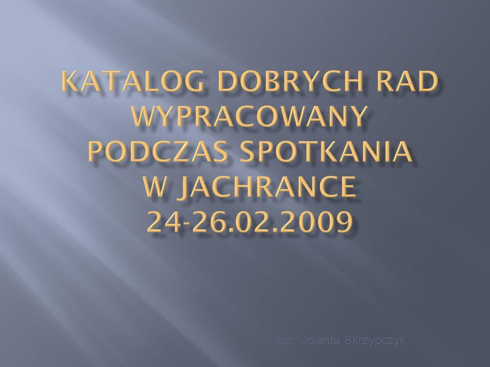 opr. Jolanta Skrzypczyk