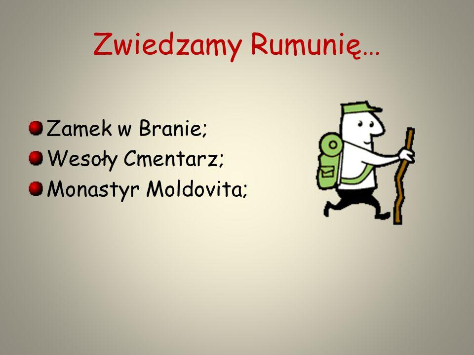 Położenie: Rumunia położona jest w Europie południowo- wschodniej, w połowie odległości między równikiem, a biegunem północnym. Powierzchnia kraju wyn