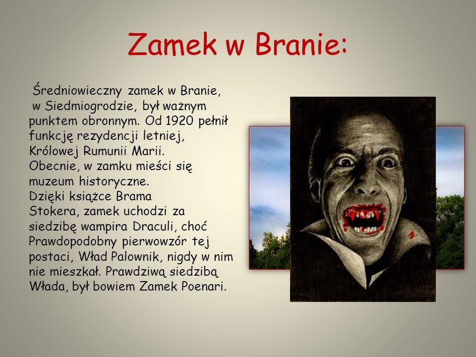 Zwiedzamy Rumunię… Zamek w Branie; Wesoły Cmentarz; Monastyr Moldovita;