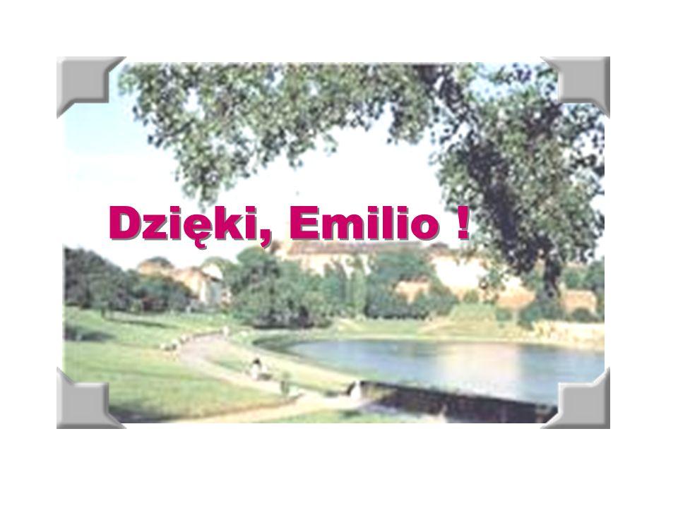 Dzięki, Emilio !