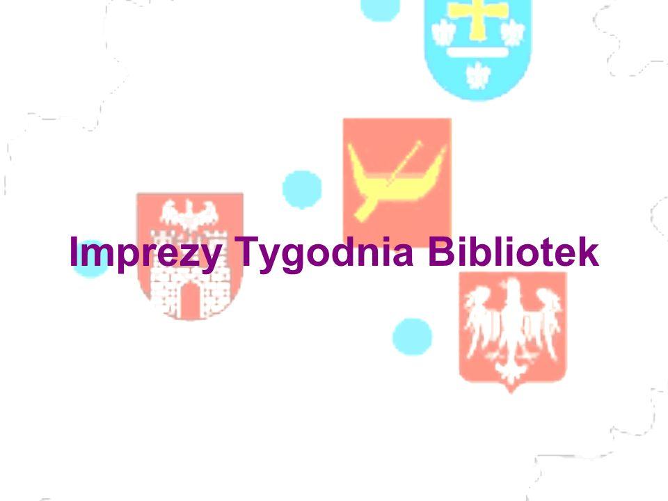 Imprezy Tygodnia Bibliotek