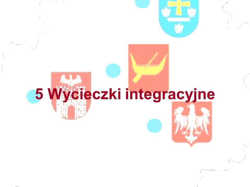 5 Wycieczki integracyjne