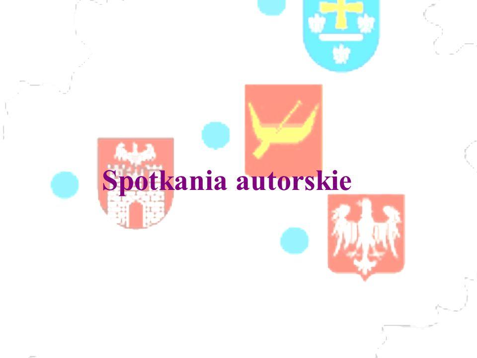 z Krystyną Nepomucką, Barbarą Wachowicz, Beatą Pawlikowską oraz z Ryszardem Bonisławskim (Łódź – cudowne miejsca) w Sieradzu