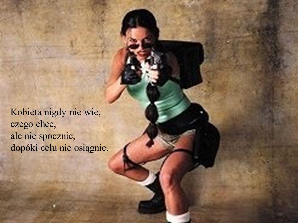 Cudowna kobieta to taka, która nie wymaga cudów.
