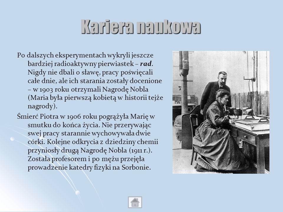 Najsławniejsza i najskromniejsza kobieta świata Międzynarodowa sława zdobyta w dość młodym wieku kosztowała Marię wiele poświęcenia i wyrzeczeń.