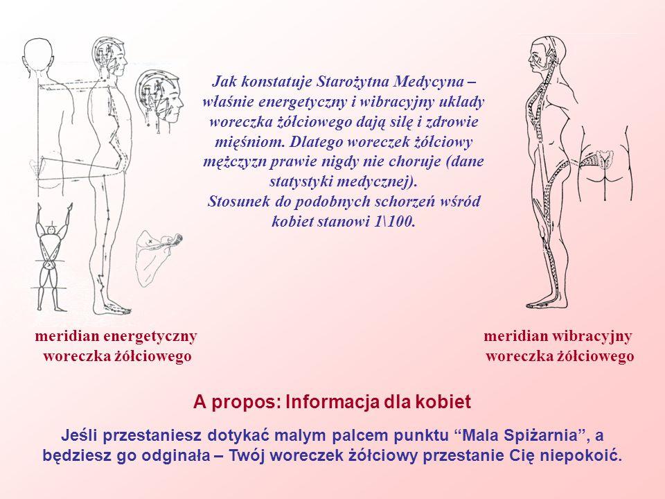meridian energetyczny woreczka żółciowego meridian wibracyjny woreczka żółciowego A propos: Informacja dla kobiet Jeśli przestaniesz dotykać malym pal