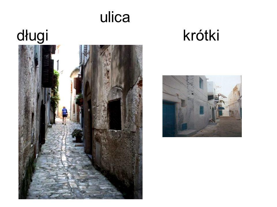 ulica długikrótki